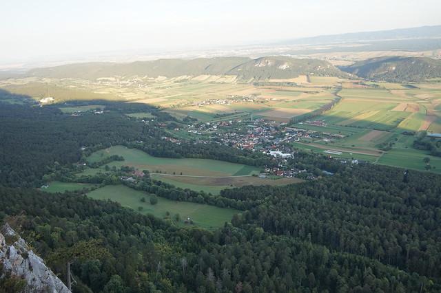 Hohe Wand – Der alte Wolf 185m (7-) 20210923