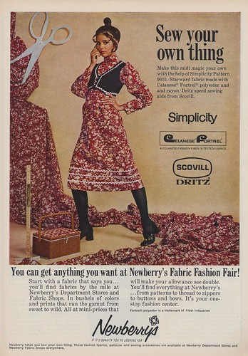 Sew Your Own Thing | by The Cardboard America Archives