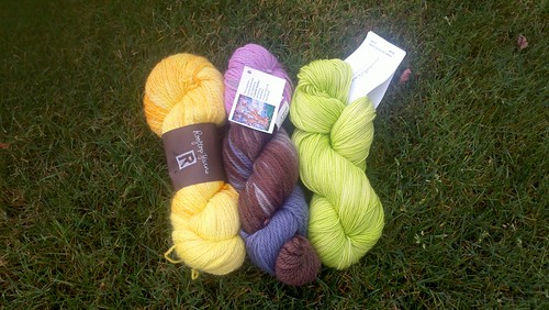 MA yarns | by babbling brook