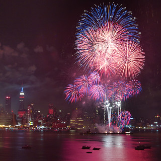 Macy's 2011 Fourth of July Fireworks in New York City | by RBudhu