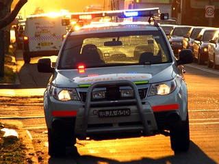 NSW Ambulance Rapid Response Subaru Forester AWD | by Highway Patrol Images