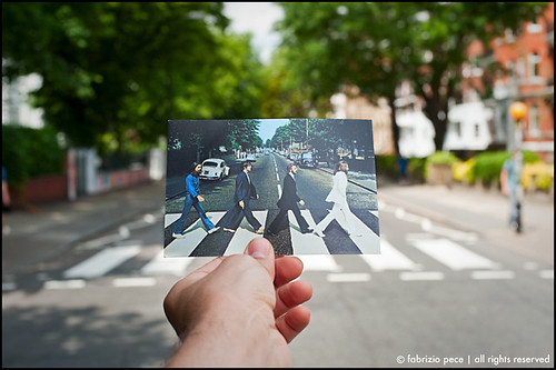 in the real abbey road | by regolare