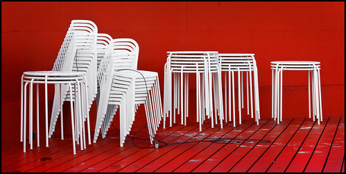 Denmark - Copenhagen - Ofelia Beach chairs panoramic v2 | by Darrell Godliman