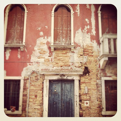 Venice - Brick | by Elissa @ 17 and Baking