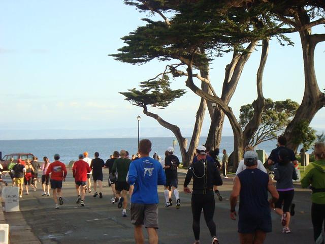 Big Sur Half Marathon 2011