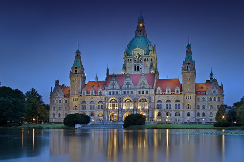 Neues Rathaus 01 | by Sven Ampts Photography
