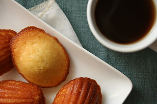 brown sugar honey madeleines 4 | by crumblycookie