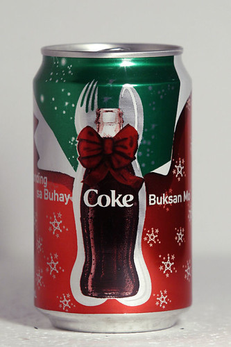 2006 Coca-Cola can Philippines Christmas | by roitberg