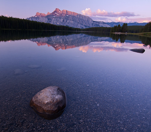 Rundle at Two Jack | by saddleguy