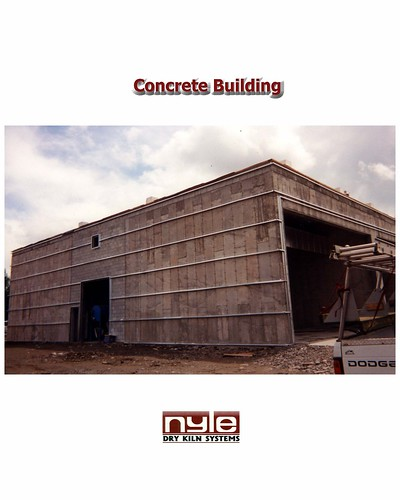 Concrete Kiln | by nylesystems