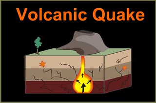 Volcanic Earthquake | by pnsn