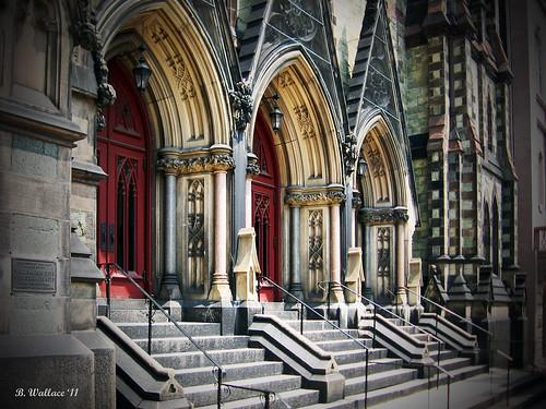 Methodist Doors