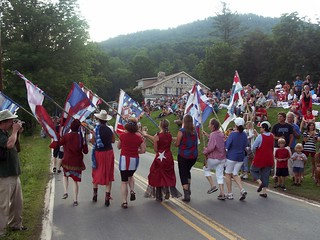 The Penland Sewettes! 4th of July Parade | by daintytime