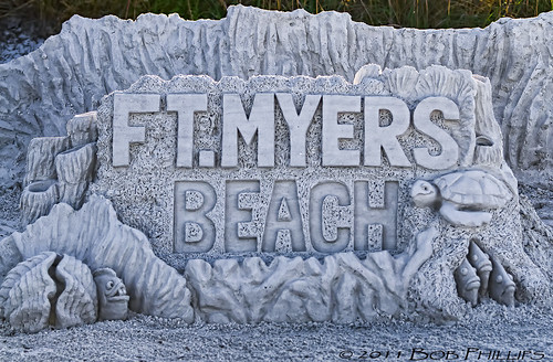 2011 American SandSculpting Championship - Fort Myers Beach | by tropicdiver