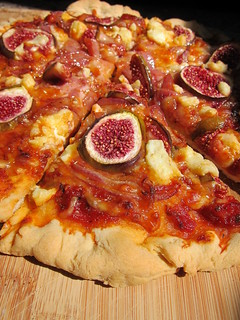 especially figs adorning pizza | by snickclunk