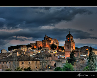 El horizonte de Caravaca de la Cruz - The skyline of Caravaca. | by Miguel Angel SGR
