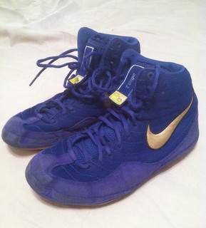 quality design 4f9bd eb671 nike inflict 2 wrestling shoes