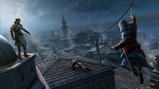 PS3: Assassin's Creed Revelations - Constantinople Zipline With Yusuf | by PlayStation.Blog