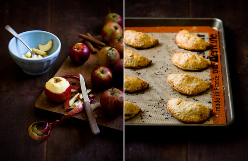 Cheddar + Apple Hand Pies | by stephsus