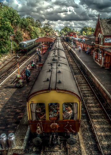 Bewdley station | by runman555