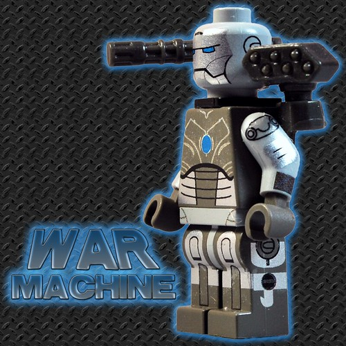 War Machine | by Fine Clonier