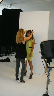 Shannon McIntosh at Seventeen Magazine Photoshoot | by IndyCar Series