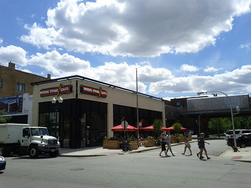 Wicker Park Cafe Chicago