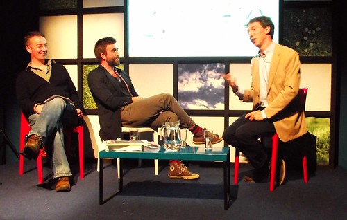 Edinburgh International Book Festival - Nick Hayes & William Goldsmith 01 | by byronv2