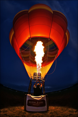 hot air balloon - children's miracle network | by Dan Anderson.