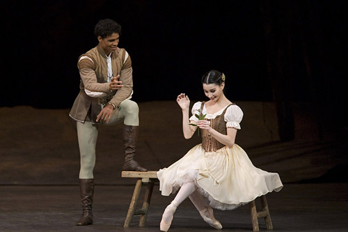 Tamara Rojo as Giselle and Carlos Acosta as Albrecht in Giselle © Bill Cooper 2006 | by Royal Opera House Covent Garden