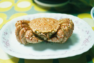 "Kegani: ""Hair Crab"" 