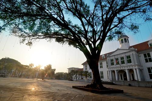 Governor House at Kota Tua