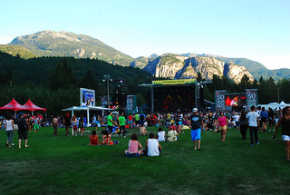 Live at Squamish | by Raul P