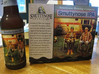 smuttynose IPA | by peacefulbean ( goodkarma )