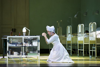 Ermonela Jaho as Sister Angelica in Suor Angelica © ROH / Bill Cooper 2011 | by Royal Opera House Covent Garden