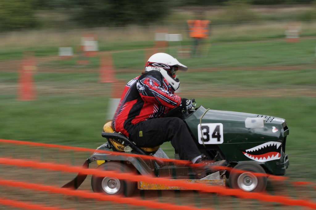 weird motor sports