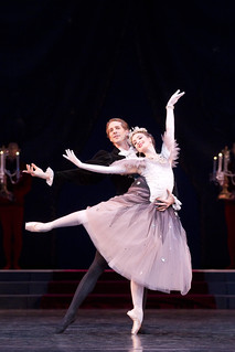 Lauren Cuthbertson and Nehemiah Kish in La Valse © Johan Persson/ROH 2011 | by Royal Opera House Covent Garden