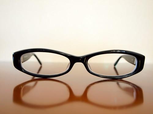 小竹長兵衛 眼鏡