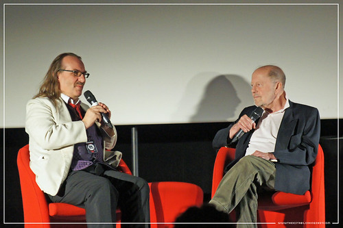 Empire BIG SCREEN : Author Kim Newman hosts a QA with Master Director Nicolas Roeg after a screening of his classic Don't Look Now