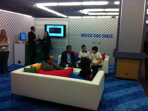 Google booth | by MattHurst