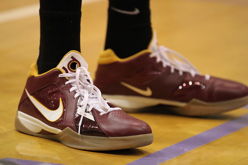 Durant Redskins colored kicks | by GAMEFACE-PHOTOS