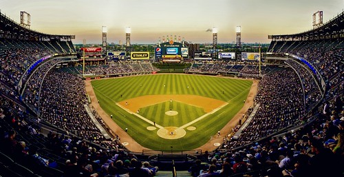 U.S. Cellular Field | by Joshua Mellin