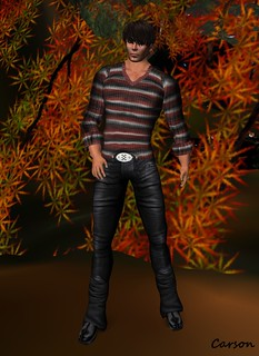 !Funk - Taz Cranberry Knit Outfit | by Carson Caiben