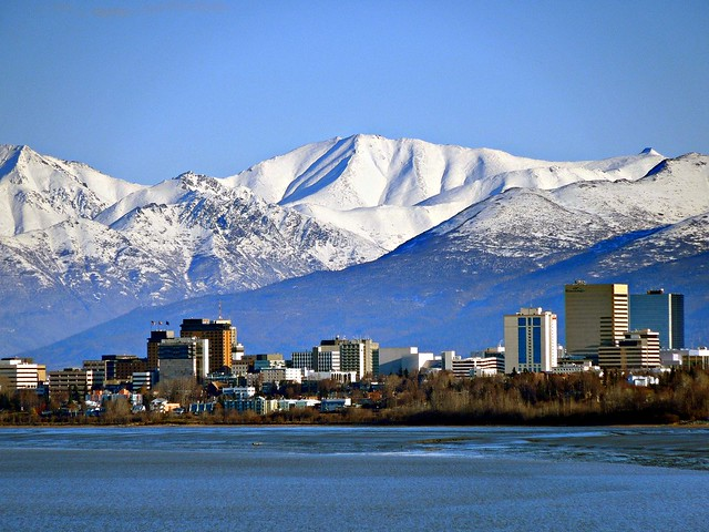 Anchorage Downtown