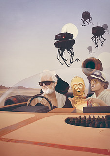 Fear and Loathing on Tatooine | by Marrast