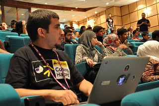 HackU Jordan 01 | by Yahoo! Developer Network