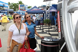 Spinning the Wheel...Of...Tire! | by Homestead-Miami Speedway