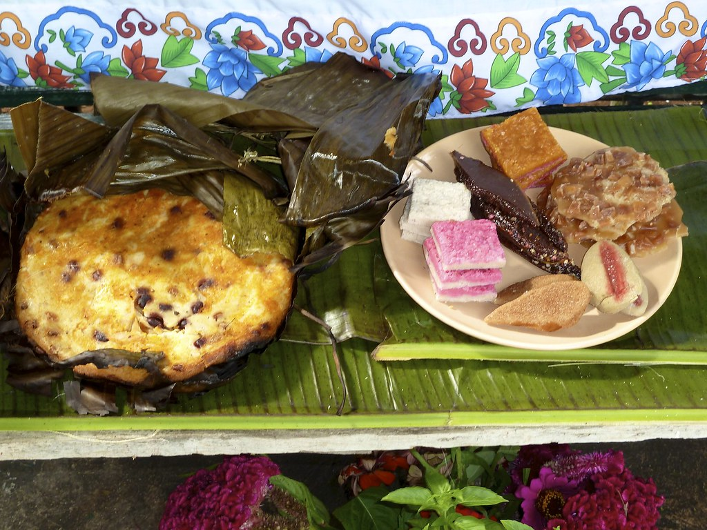 Traditional Food in Yucatan is Mucbil Pollo