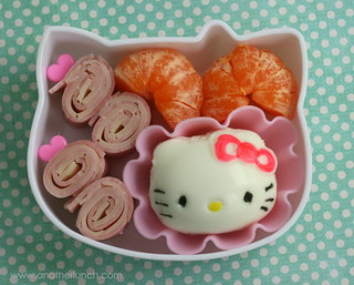 Hello Kitty bento box | by anotherlunch.com