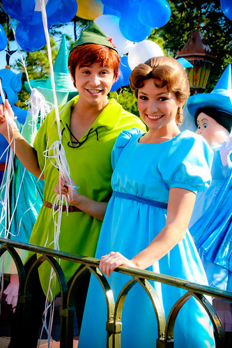 Peter Pan and Wendy | by abelle2